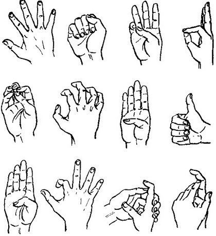 exercises for fingers
