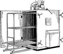 disinfection chamber