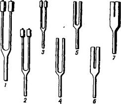 the tuning forks